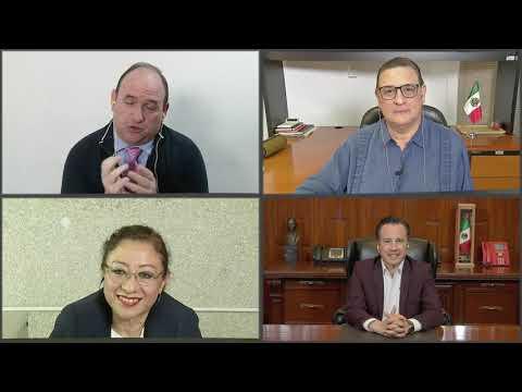 A 8 Columnas – Gob. Cuitláhuac García Jiménez, 26 de agosto 2020