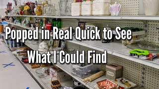 Thrift Along With Me At Goodwill-Thrifting For Home Decor August 2020