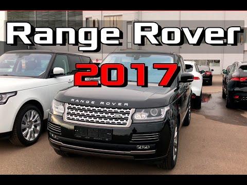 Land Rover  Range Rover  Vogue Внедорожник класса J - рекламное видео 5