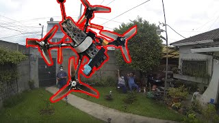 FPV Drone - SACE-1 - Second Practice Flight