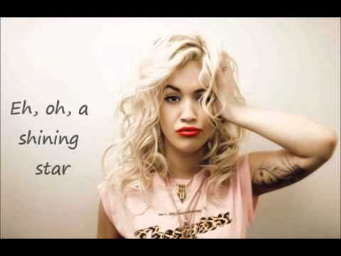 Rita Ora - Shine your light [Lyrics]