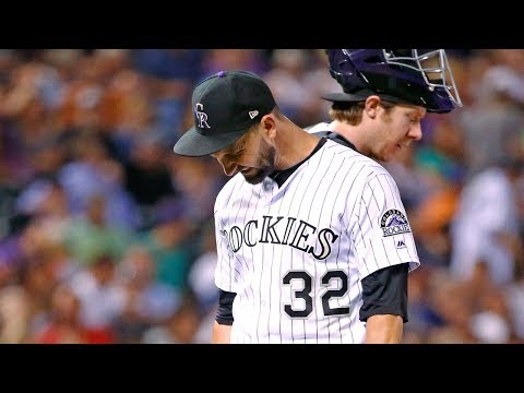 Colorado Rockies give up 10 unanswered runs as they fall to Mets