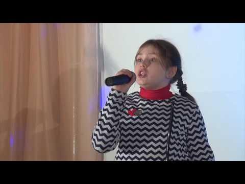 """Полина   Федюшина - """"День Победы"""" - """"TV SHANS"""""""