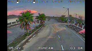 FPV practice with iFlight IX2-V2 custom build