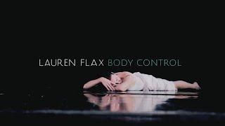 """Lauren Flax – """"Body Control"""""""