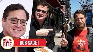 (Bob Saget) Barstool Pizza Review - Stromboli Pizza