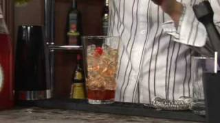 Brandy Mixed Drinks: Part 2 : How To Make The Brandy Manhattan Mixed Drink