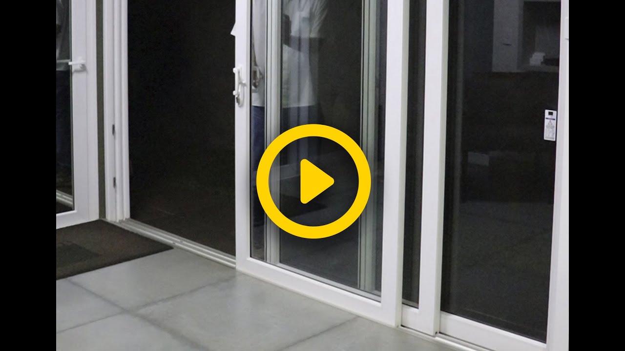 Video - Porta de Correr
