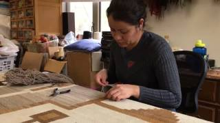 Isberian Rug Company - Navajo Rug Repair