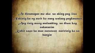 6 Cyclemind - Dinamayan (Lyrics Video)