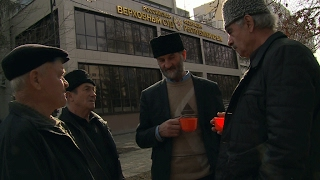 Video: Crimean dissidents silenced by Moscow