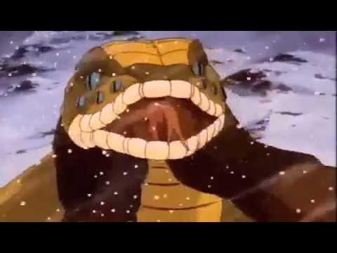 Cobra Commander from G.I. Joe: The Movie.