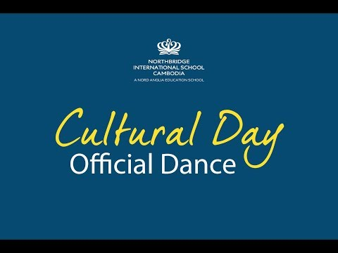 """Wavin' Flag"" Cultural Day Dance"