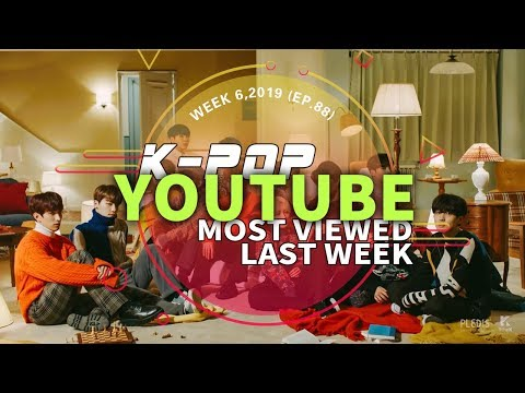 [TOP 30] MOST POPULAR K-POP MV IN ONE WEEK [20190203-20190209]