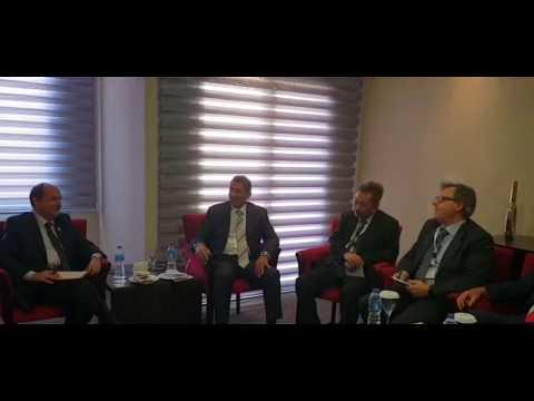 مباحثات لوزير التجارة والصناعة مع رؤساء وفود الدول المشاركة بمنتدى الاستثمار الافريقى بشرم الشيخ