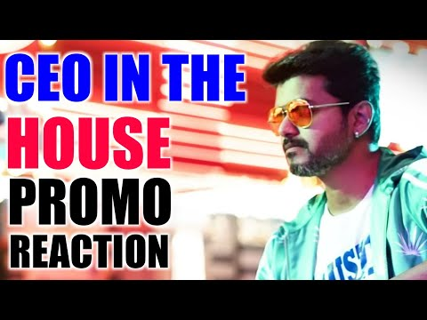Download #Sarkar CEO in the House Song Promo Reaction | #ThalapathyVijay #ARMurugadoss #KeerthiSuresh HD Mp4 3GP Video and MP3