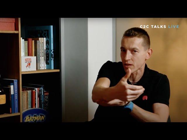 CULT - Jan Mašek, spoluzakladatel sítě Red Button