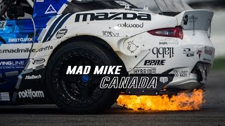 Mad Mike Formula Drift Round 5 Montreal, Canada 2016