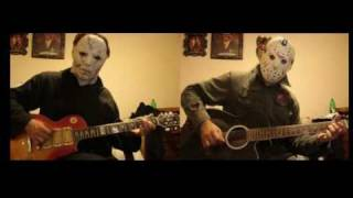 WHAT'S ON YOUR MIND - ACE FREHLEY (GUITAR COVER) BY MICHAEL AND JASON.