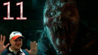 Until Dawn [Дожить до рассвета] #11 - Они ползают по стенам?!