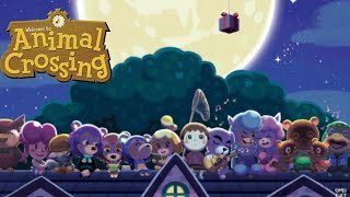 Animal Crossing Nighttime Music Compilation