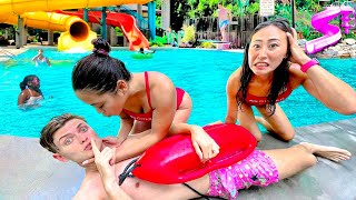 ULTIMATE POOL PARTY GONE WRONG!! **HELP**