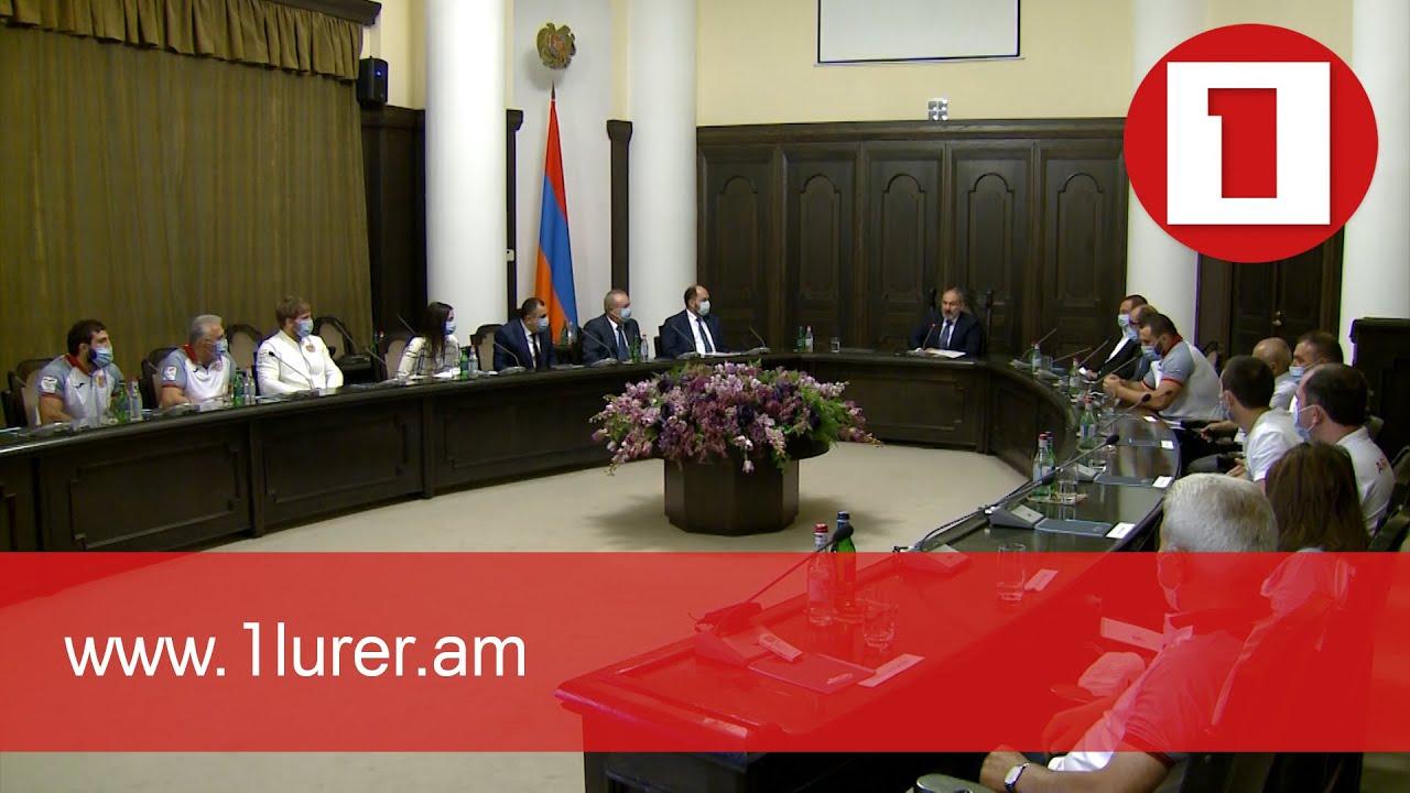 Հայաստանը պատշաճ է ներկայացել Օլիմպիական խաղերին. վարչապետն ընդունել է մարզիկներին