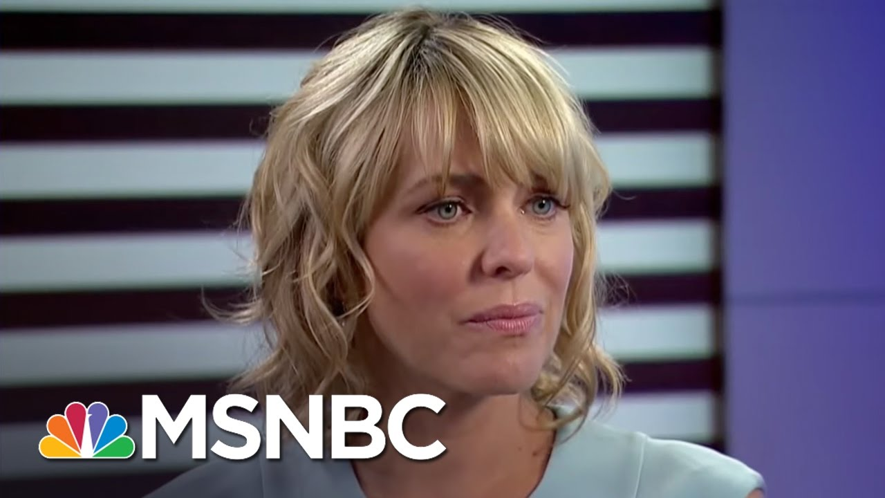 Arianne Zucker: 'Not shocked' By Donald Trump's Language | MSNBC thumbnail