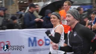 Hamburg Running Beim Hamburg Marathon 2019