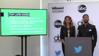 Top Latin Song Finalists - BBMA Nominations 2015