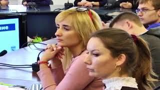 """Сюжет """"ТВ-6 Курск"""" о площадке """"Проектирование успеха"""""""