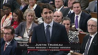 How many times? The opposition has one question for Justin Trudeau