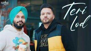 Teri Lod - Kamal Kahlon & Param Singh | Daru Badnaam Fame | Sukh Sanghera | New Punjabi Song 2020