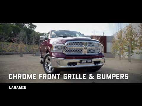 YouTube Video of the RAM 1500 - LARAMIE