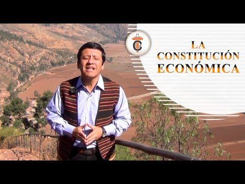 LA CONSTITUCIÓN ECONÓMICA - Tribuna Constitucional 82 - Guido Aguila Grados
