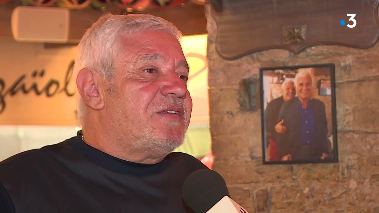Peppino Mammoliti dit « Mamo » rend hommage à Jean-Paul Belmondo