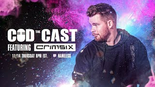 "The Codcast #17 - Ian ""Crimsix"" Porter"