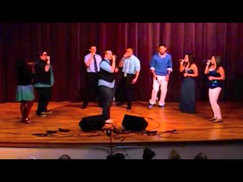 Tiffin University UP IN THE AIR - Heavy (P.J. Morton & Adam Levine)