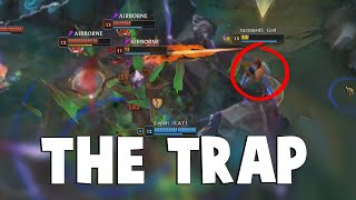 THE PLAY - Here's How You Escape Being Trapped In The Corner....  | Funny LoL Series #471