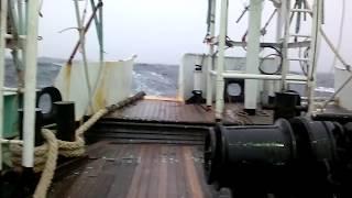 Ombak Besar Oprasi Ikan Samba Japan, Kapal Bendera Taiwan Hung Shun 01 ,