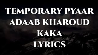 (Lyrics) | Kaka | Adaab Kharoud | New Songs 2020   - YouTube
