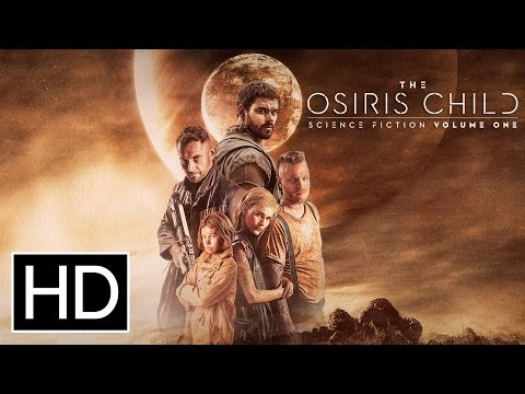 Trailer For The Osiris Child: Science Fiction Volume one