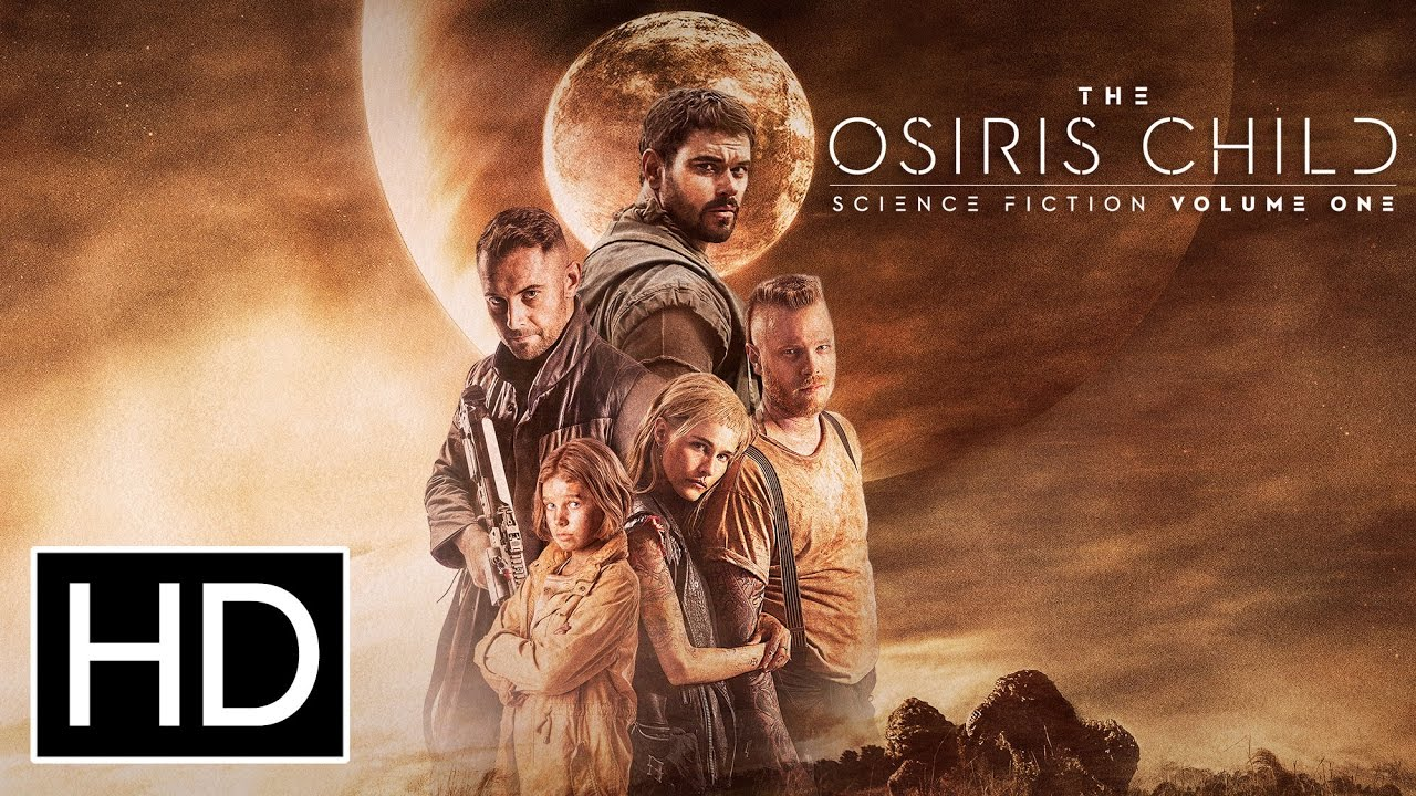 The Australian Outback Is An Alien Landscape In The Osiris Child Trailer