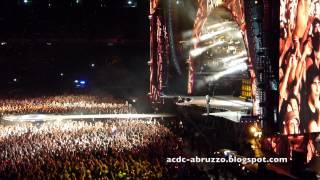 AC/DC HIGH VOLTAGE Madrid, Spain 2 June 2015