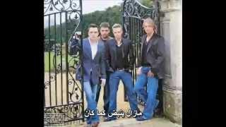 Westlife - Sound Of A Broken Heart .aviمترجمة