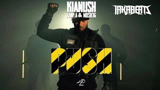 [FREE] KIANUSH   PUSH Feat. P.A. & Mosh36 Type Beat IAKABEATS | Deutschrap BEAT 2019