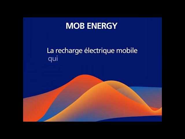 EDF Pulse • Mob-Energy