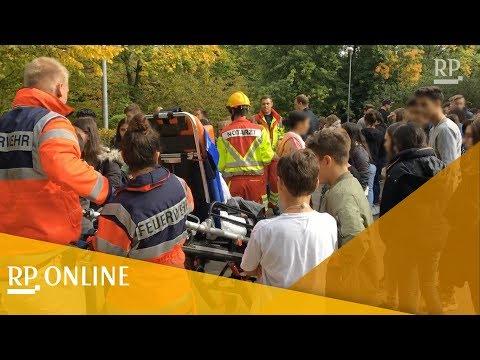 Haan: Reizgas in Schule versprüht – 50 Verletzte
