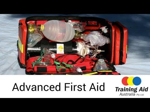 Advanced First Aid Training Course   Training Aid Australia Sydney ...