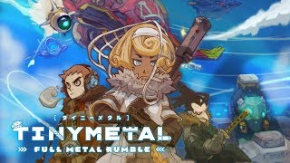 Picture of a game: Tiny Metal: Full Metal Rumble